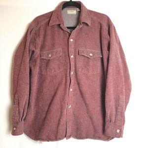 LL BEAN // Vintage Cotton Shirt